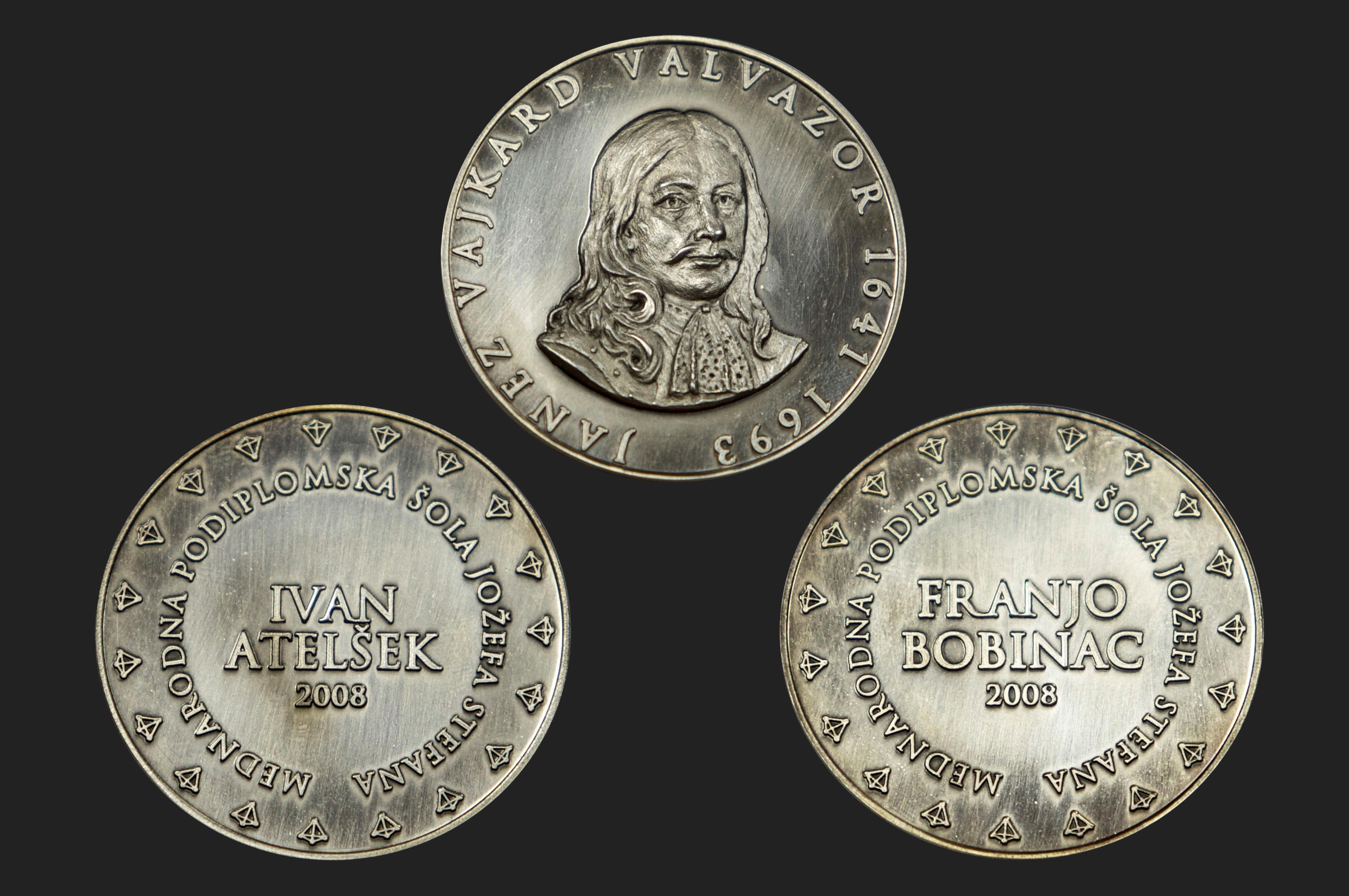 Medalji
